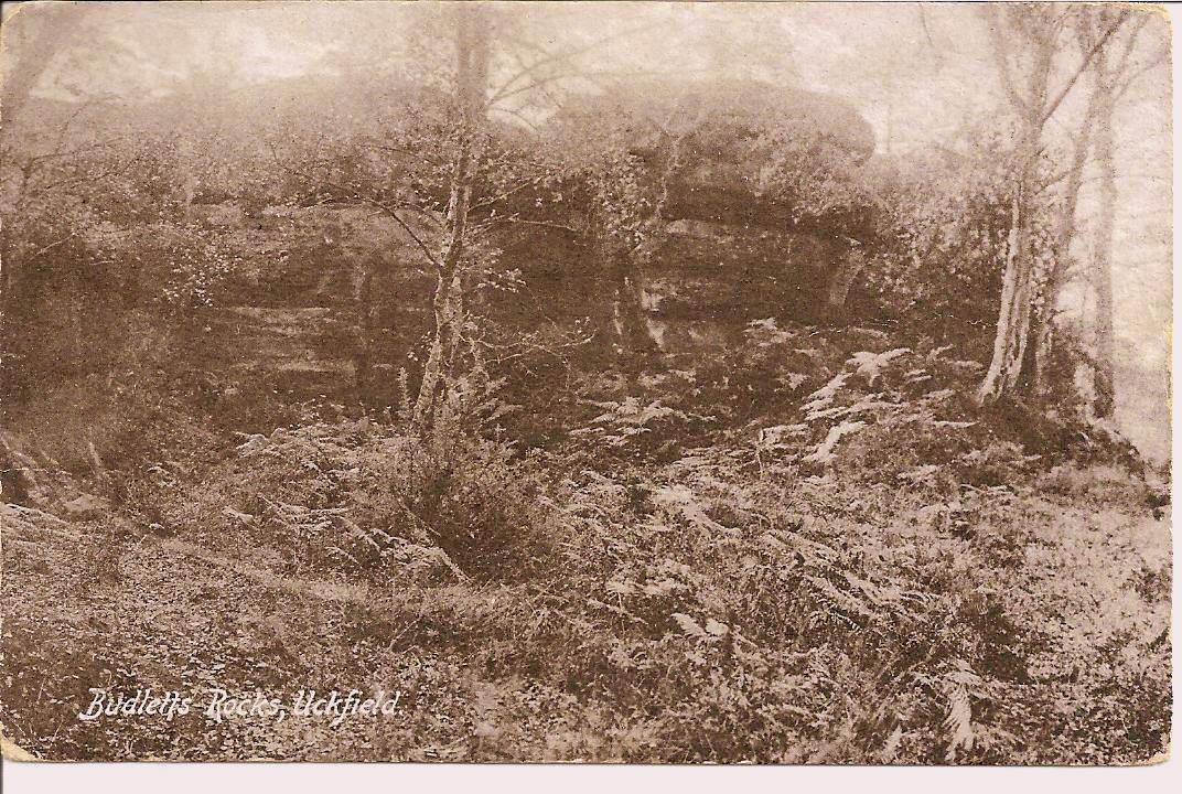 Budlett's Rock